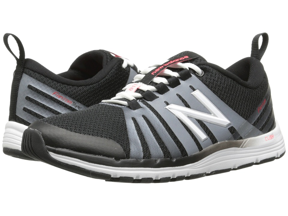 New Balance - WX811 (Black) Women's Shoes