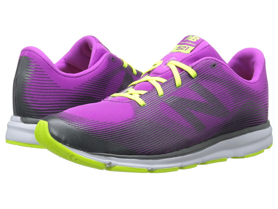New Balance - 521 (Purple/Grey) Women's Shoes