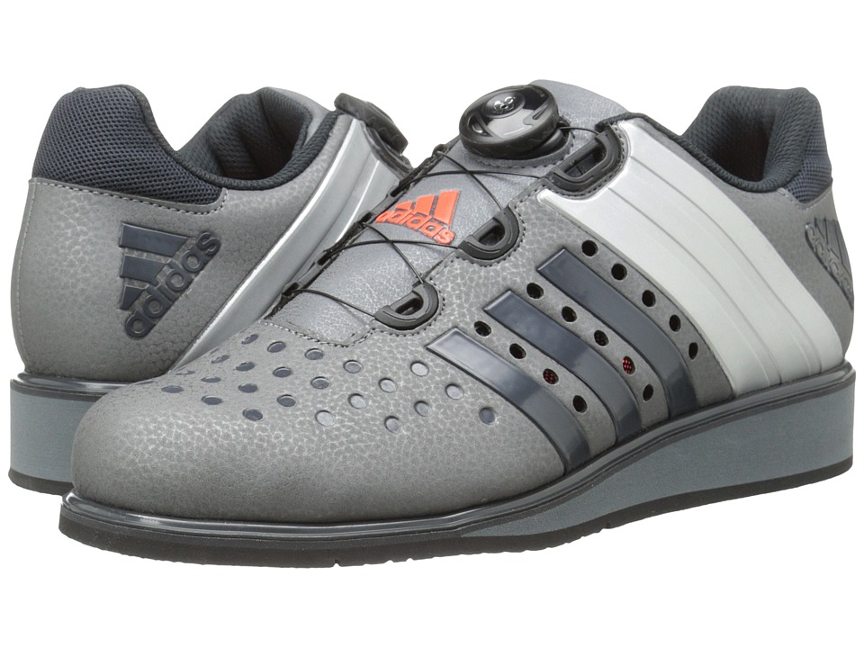 adidas - Drehkraft (Iron Metallic/Dark Grey/Silver Metallic) Men's Shoes