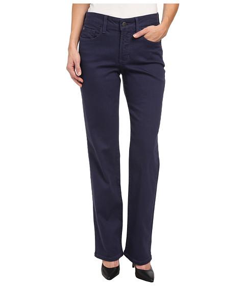 NYDJ Petite - Petite Marilyn Straight Jean (Heritage Navy) Women's Jeans