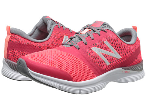 New Balance - WX711 (Bright Cherry/Grey) Women's Shoes