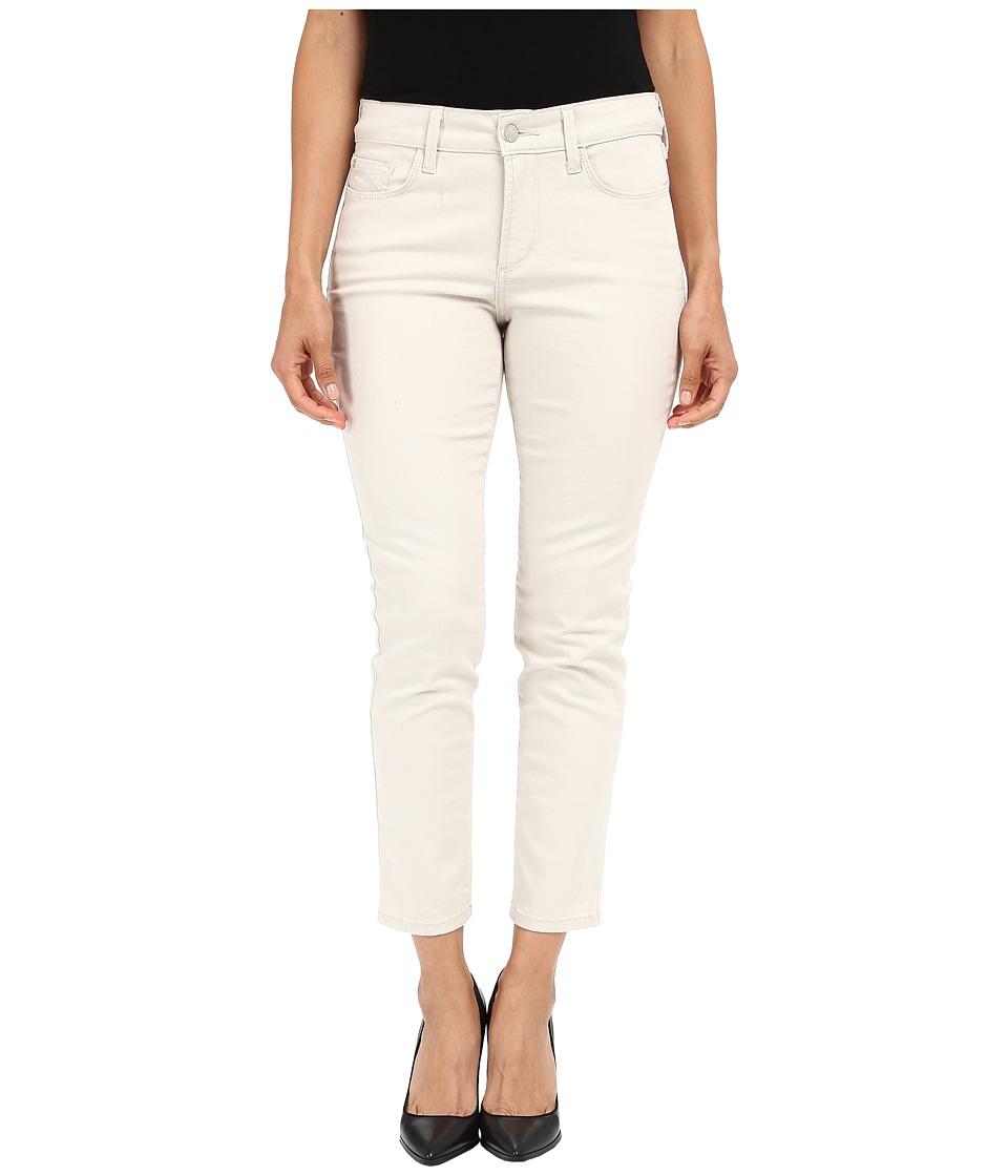 NYDJ Petite Petite Clarissa Skinny Ankle Fine Line Twill Jean (Clay) Women