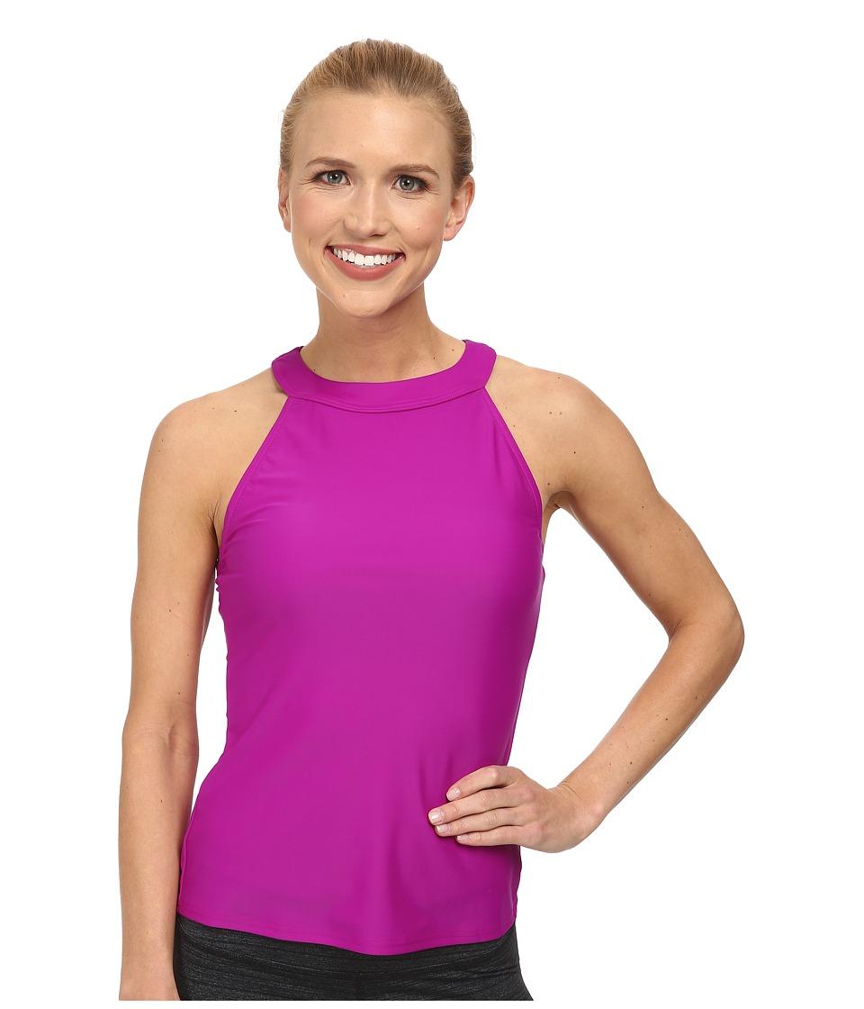 Prana - Annika Top (Fuchsia) Women's Swimwear