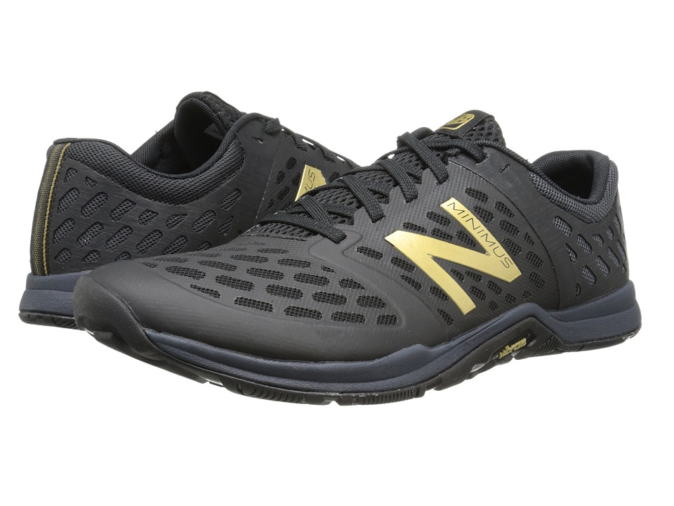 New Balance - MX20v4 (Black/Gold) Men's Shoes