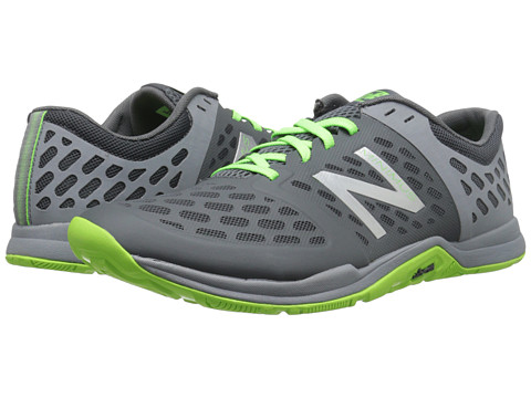 New Balance - MX20v4 (Steel/Chemical Green) Men's Shoes