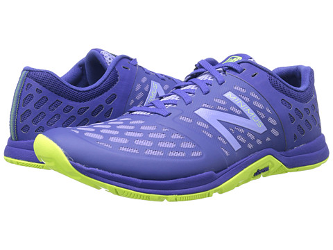 New Balance - WX20v4 (Spectrum Blue/Hi-Lite) Women's Shoes