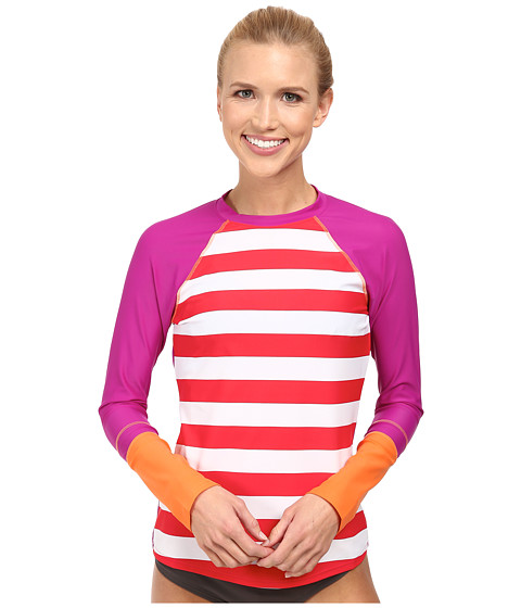 Prana - Lorelei Sun Top (Cherry Pop) Women's Swimwear