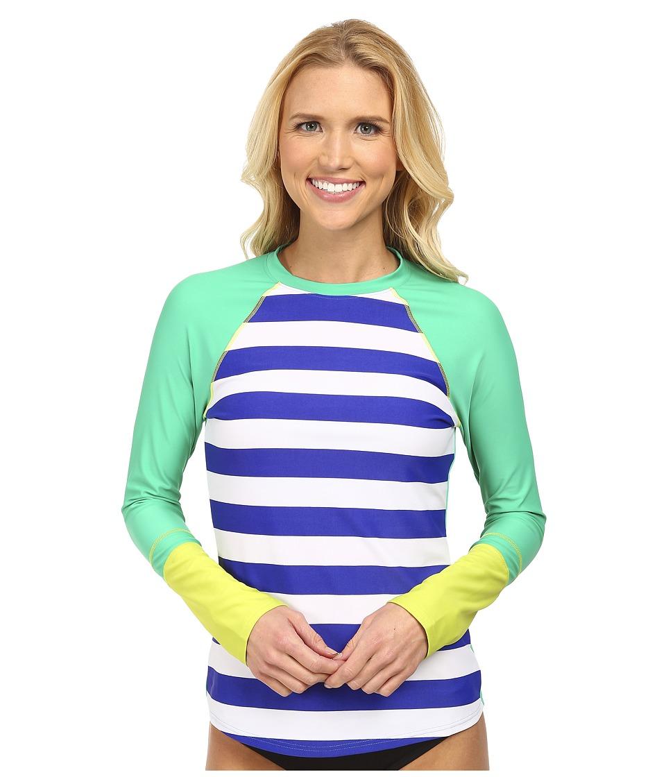 Prana - Lorelei Sun Top (Sail Blue) Women's Swimwear