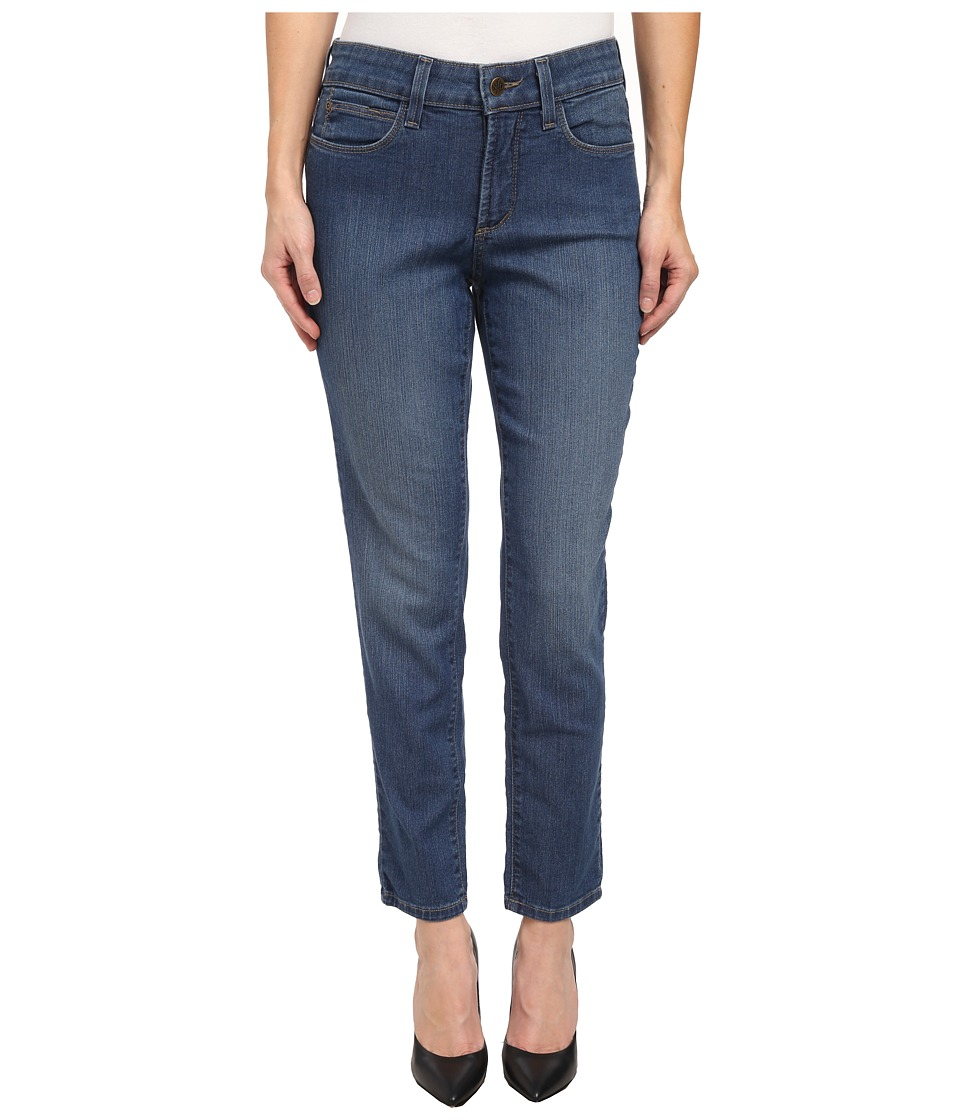 NYDJ Petite - Petite Clarissa Skinny Ankle in Wilmington (Wilmington) Women's Jeans