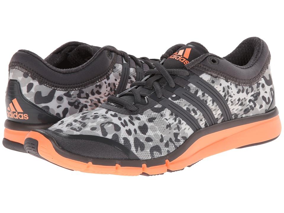 adidas - Adipure 360.2 (White/Granite/Flash Orange) Women's Cross Training Shoes