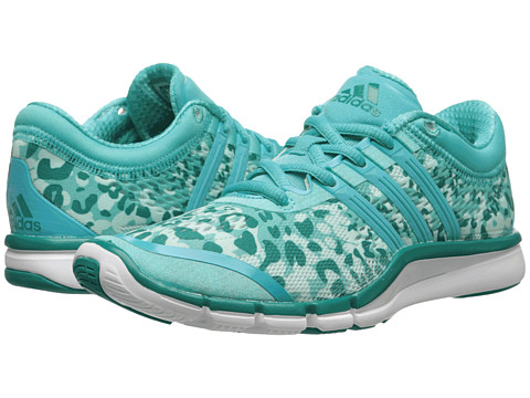 adidas - Adipure 360.2 (Vivid Mint/White) Women's Cross Training Shoes