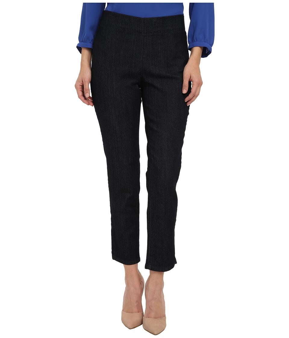 NYDJ Petite - Petite Millie Ankle in Dark Enzyme (Dark Enzyme) Women's Jeans