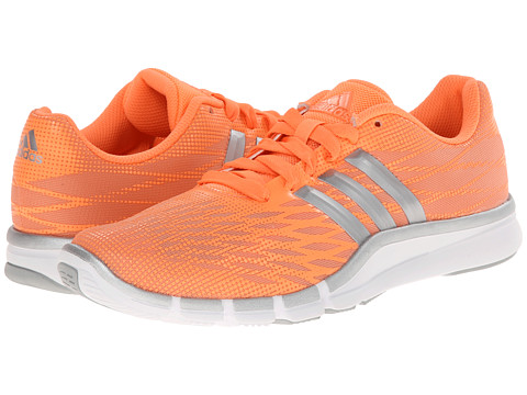 adidas - A.T. 360.2 Prima (Semi Flash Orange/Silver Metallic/Flash Orange) Women