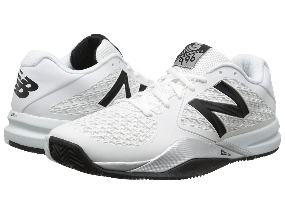 New Balance - MC996v2 (White) Men's Tennis Shoes