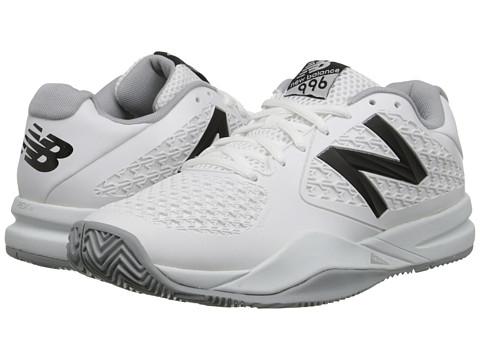 New Balance 黑白经典款女式网球鞋 45%off