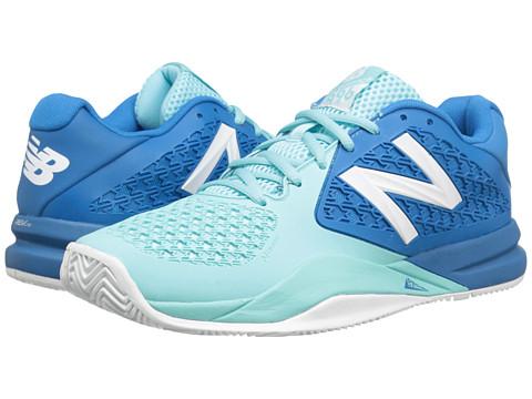 New Balance - WC996v2 (Light Blue/Blue) Women