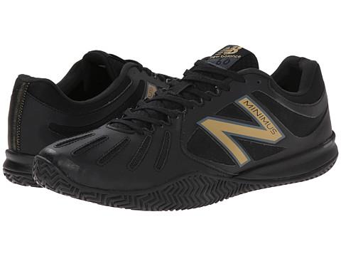 New Balance - MC60 (Black/Gold) Men's Tennis Shoes