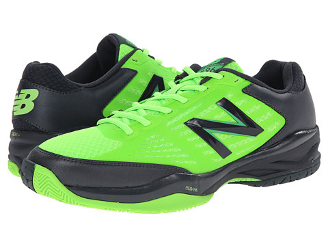 New Balance - MC896 (Lime Green/Grey) Men's Tennis Shoes