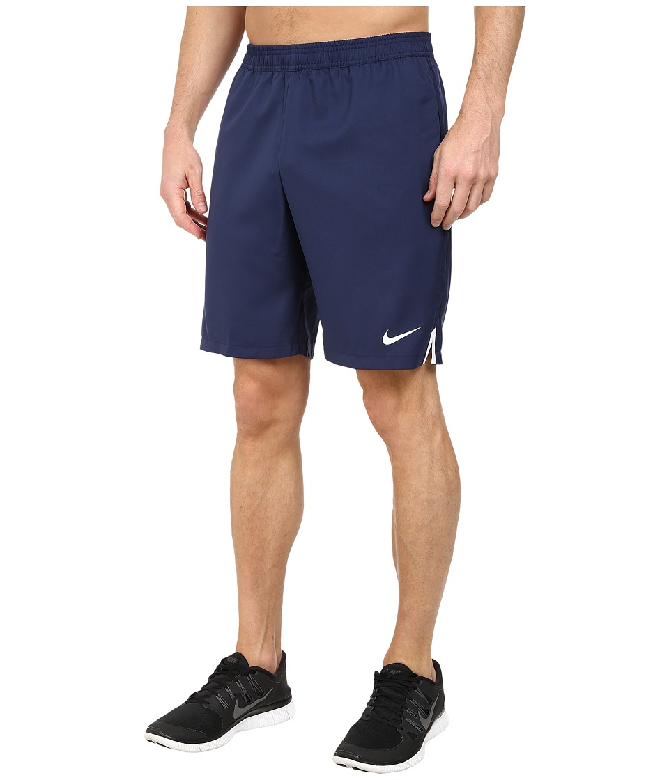 Nike - Court 9 Short (Midnight Navy/White) Men's Shorts