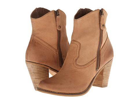 Rebels - Stomp (Tan Leather) Cowboy Boots