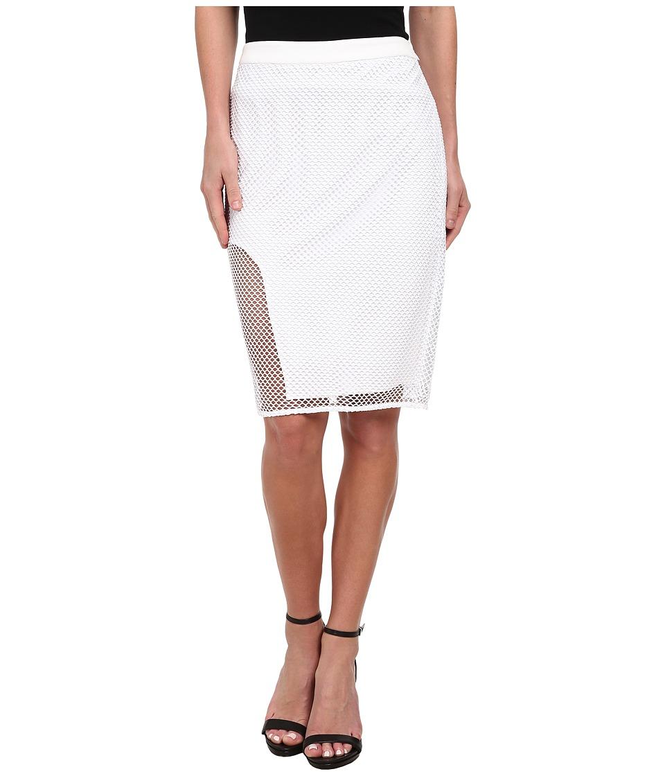 StyleStalker - Getaway Skirt (White) Women