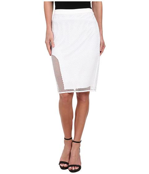 StyleStalker - Getaway Skirt (White) Women's Skirt