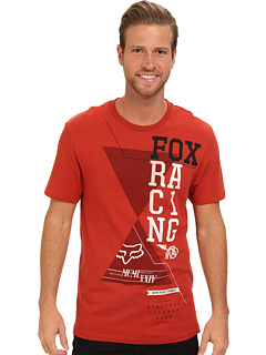 SALE! $17.99 - Save $6 on Fox Double Up S S Premium Tee (Tibetan Red) Apparel - 25.04% OFF $24.00