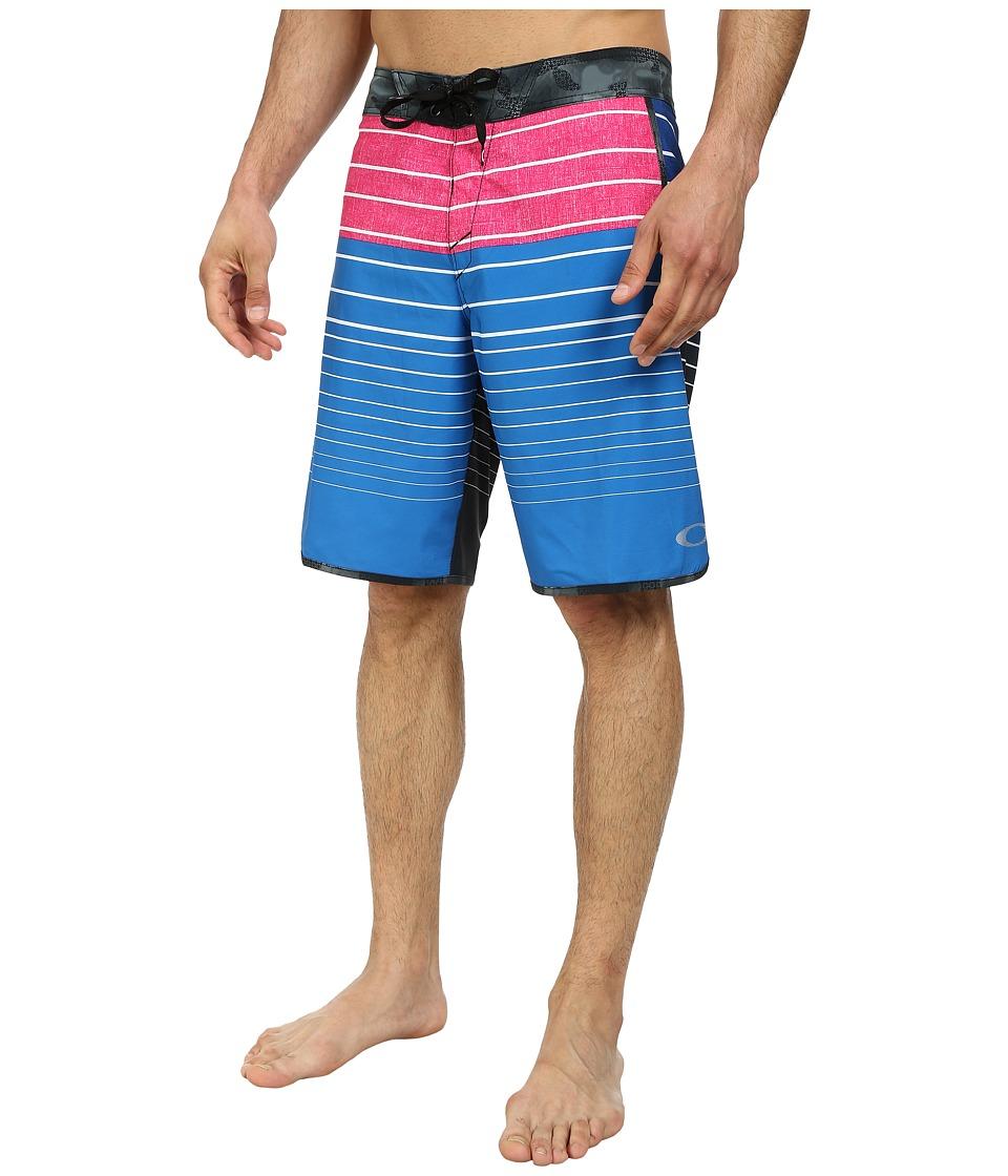 Oakley - Blade Straight-Edge Boardshort (Electric Blue) Men's Swimwear