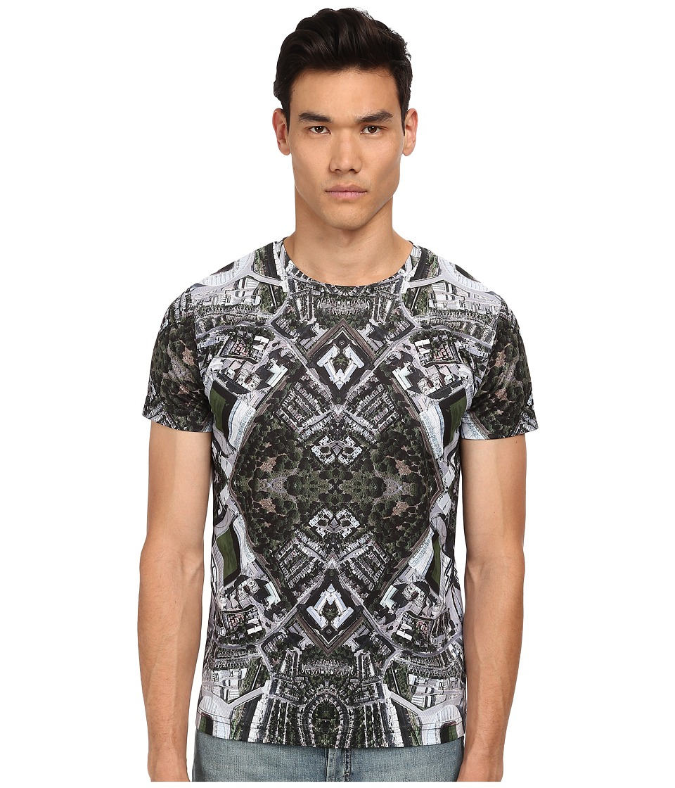 Bikkembergs - City Graphic Tee (Navy) Men