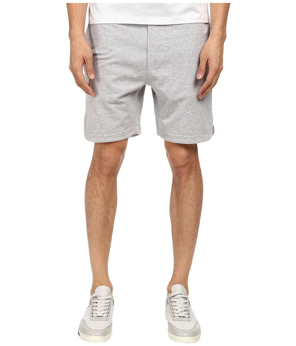 Bikkembergs - Track Shorts (Grey) Men's Shorts