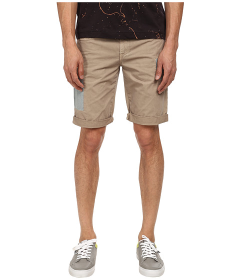 Bikkembergs - Cargo Shorts (Ecru) Men