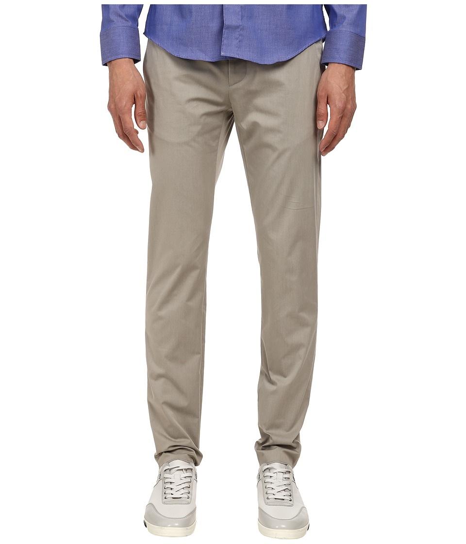 Image of Bikkembergs - Chino Pant (Ecru) Men's Casual Pants