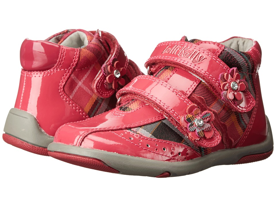 Lelli Kelly Kids - Christina (Toddler) (Fuchsia Patent) Girls Shoes