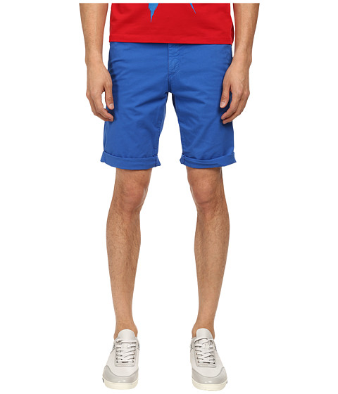 Bikkembergs - Trousers (Blue) Men's Casual Pants