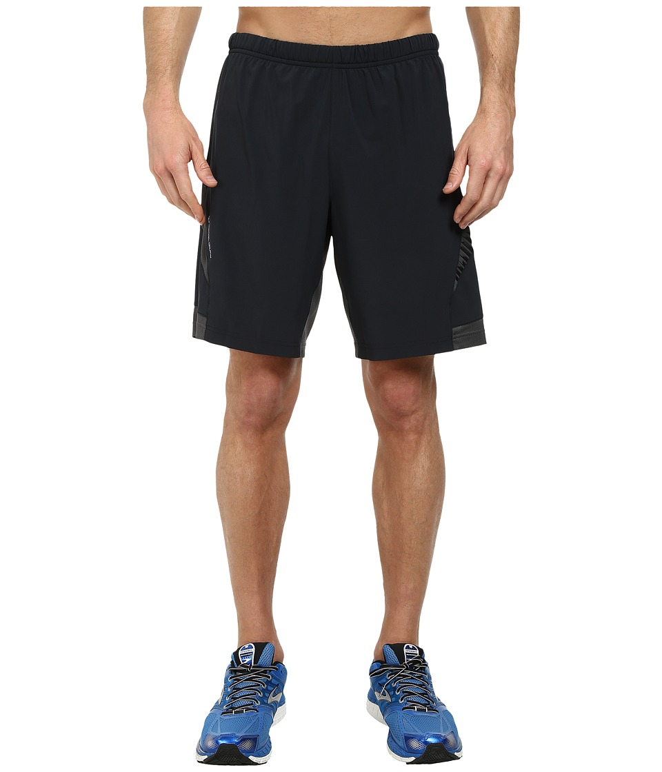 Pearl Izumi - Flash 2-in-1 Run Short (Black/Shadow Grey) Men's Shorts