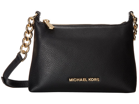 MICHAEL Michael Kors - Bedford Crossbody (Black) Cross Body Handbags