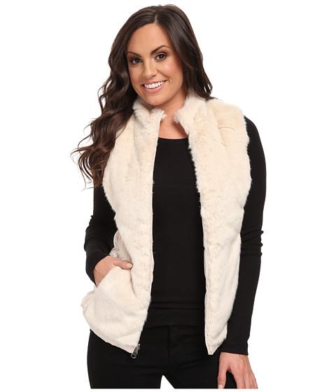 Scully - Honey Creek Lulu Reversible Faux Vest (Ivory) Women