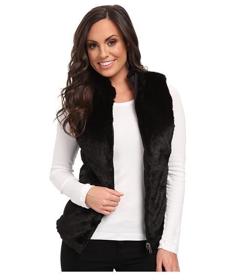 Scully - Honey Creek Lulu Reversible Faux Vest (Black) Women