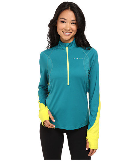 Pearl Izumi - Fly L/S (Deep Lake/Sulphur Spring) Women's Clothing