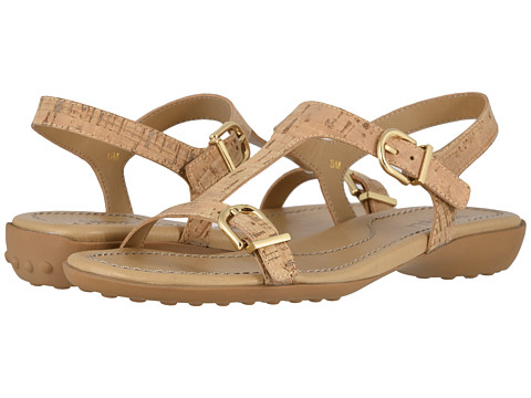 Vaneli - Taletha (Natural Cork) Women's Dress Sandals