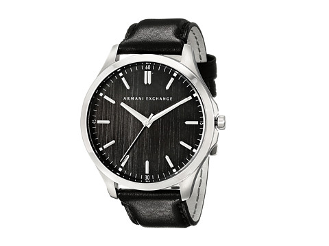 AX Armani Exchange - Hampton LP (Black 2) Watches