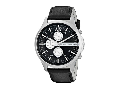 AX Armani Exchange - Hampton (Black 2) Analog Watches