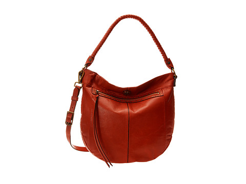 Elliott Lucca - Faro Bucket Hobo (Fire Studded) Hobo Handbags