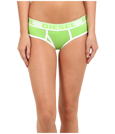 Diesel - OXI Brief HAFK (Green) Women's Underwear