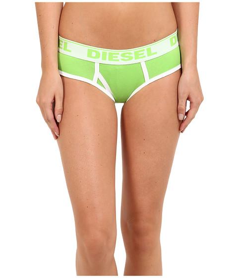 Diesel - OXI Brief HAFK (Green) Women's Underwear