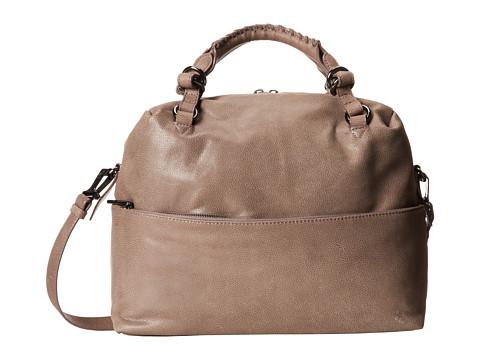Elliott Lucca - Iara Satchel (Mushroom) Satchel Handbags