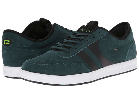 Globe - Encore Zone (Hunter Green/Black) Men's Shoes