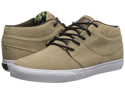 Globe - Mahalo Mid (Almond) Men's Shoes