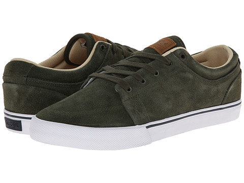Globe - GS (Olive) Men's Skate Shoes