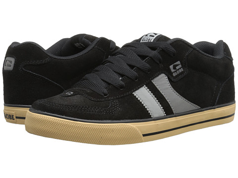 Globe - Encore (Black/Charcoal) Men's Skate Shoes